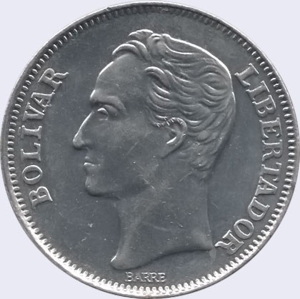 Piece mv2bs-cb01 (Obverse)