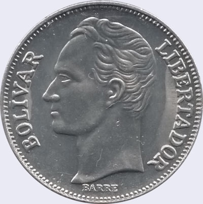 Piece mv2bs-cb01v5 (Obverse)