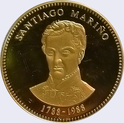 Piece mv5000bs-ba01p (Obverse)