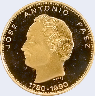 Piece mv5000bs-ca01p (Obverse)