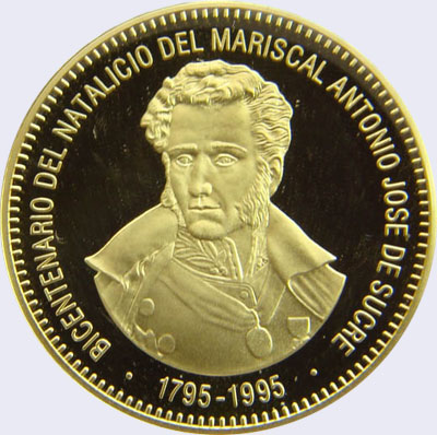 Piece mv5000bs-da01p (Obverse)