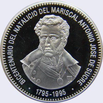 Piece mv500bs-ea01p (Obverse)