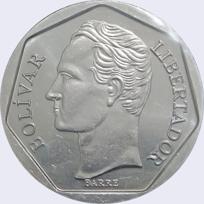 Piece mv500bs-ga01 (Obverse)