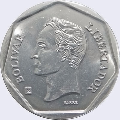 Piece mv500bs-gb01 (Obverse)