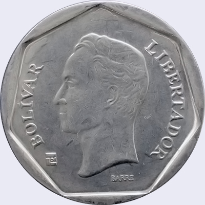 Piece mv500bs-ha01 (Obverse)