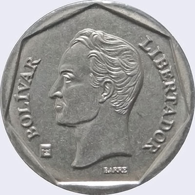 Piece mv50bs-ea01 (Obverse)