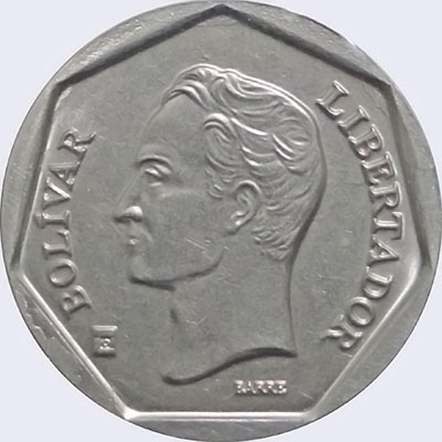 Piece mv50bs-ea03 (Obverse)