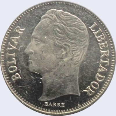 Piece mv50cts-bb02v3 (Obverse)