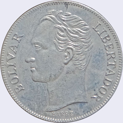 Piece mv5bs-cb02 (Obverse)
