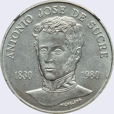 Piece mv75bs-aa01 (Obverse)